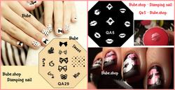 Ảnh số 21: Stamping nail art bube shop - Giá: 20.000