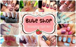 Ảnh số 20: Stamping nail art bube shop - Giá: 20.000