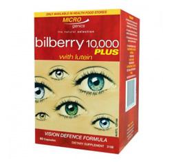 Ảnh số 25: MICROgenics® Bilberry 10,000 Plus with Lutein - Giá: 100.000