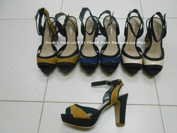 Ảnh số 18: Sandal Zara 9 phân, chất dalộn, đi chắc chân và êm lắm ạ. - Giá: 350.000