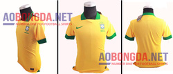 Ảnh số 21: Brazil vàng fake 1 2013- 2014 - Giá: 200.000