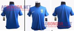 Ảnh số 23: Brazil xanh fake 1 2013- 2014 - Giá: 200.000