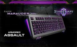 Ảnh số 25: Bàn phím Razer StarCraft II Marauder (Thường) - Giá: 2.695.000