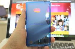 ?nh s? 5: - Ốp Lưng Nokia LUMIA 720 Silicon S-LINE - Giá: 70.000