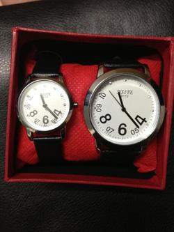 Ảnh số 28: đồng hồ đôi - Giá: 160.000
