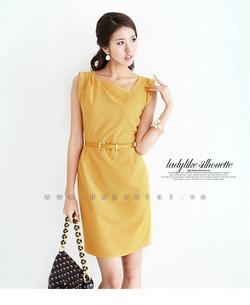 Ảnh số 61: Phong cách thời trang, màu vàng - Giá: 290.000