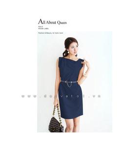 Ảnh số 64: Phong cách thời trang, màu xanh đen - Giá: 290.000