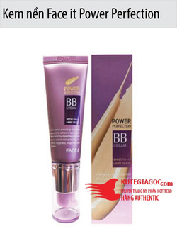Ảnh số 37: BB Cream Power perfection 20ml The Face Shop - Giá: 200.000
