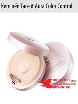 Ảnh số 40: CC Cream Aura color Control Cream - Face it - Giá: 360.000