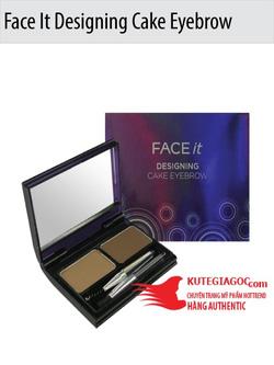 Ảnh số 44: Bột lông mày Face it - Face It Designing Cake Eyebrow - Giá: 140.000