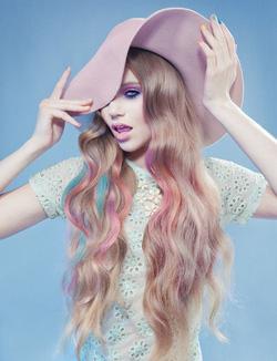 Ảnh số 53: Phấn nhuộm tóc Highlight Korea - Giá: 40.000