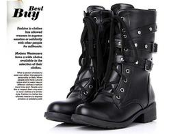 Ảnh số 6: Giày boot nữ GNU - 16 - Giá: 355.000