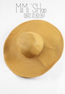 Ảnh số 27: Nón Đi Biển - Giá: 160.000