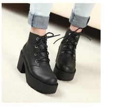 Ảnh số 11: Giày boot nữ - Giá: 365.000