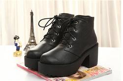 Ảnh số 12: Giày boot nữ - Giá: 365.000