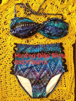 Ảnh số 86: Bikini cạp cao vintage - Giá: 350.000