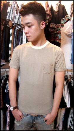 Ảnh số 54: áo phông chất đẹp - Giá: 75.000
