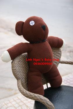 Ảnh số 4: Teddy Bean - Giá: 100.000