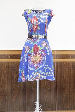 Ảnh số 4: Váy Zara họa tiết - Giá: 350.000