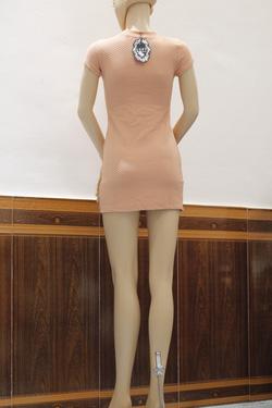 Ảnh số 9: Váy bó cổ ngọc - Giá: 300.000
