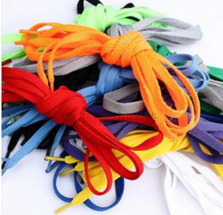 Ảnh số 97: dây giầy vải (tròn, dẹt) - Giá: 10.000