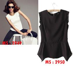 ?nh s? 63: Áo H&M gắn đinh tán MS:2950 - Giá: 270.000