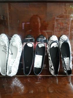 Ảnh số 42: giày HM 800k giảm giá còn 530k - Giá: 53.000