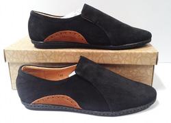 Ảnh số 9: Giày da lộn/ S129 - Giá: 420.000