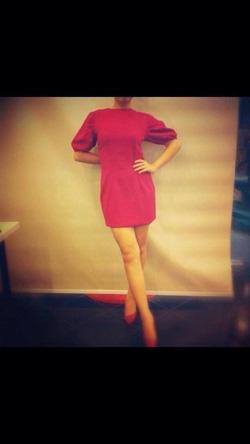Ảnh số 30: Váy xuông tay bồng (Size S_M) - Giá: 250.000