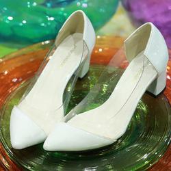 Ảnh số 42: Giày trong suốt model mới 2013 - GCG042 - Giá: 600.000