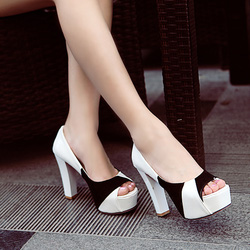 Ảnh số 45: Giày cao gót model 2013 GCG044 GCG045 - Giá: 420.000