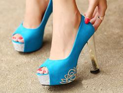 Ảnh số 46: Giày cao gót model 2013 GCG046 - Giá: 440.000