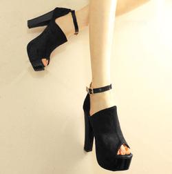 Ảnh số 70: Giày cao gót  model 2013 - GCG070 - Giá: 480.000