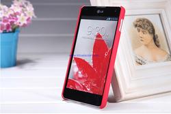 Ảnh số 27: ốp lưng LG optimus G E975 Nillkin sần (đỏ,trắng) - Giá: 150.000