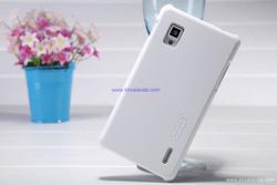 Ảnh số 28: ốp lưng LG optimus G E975 Nillkin sần (đỏ,trắng) - Giá: 150.000