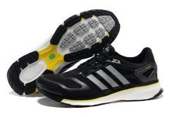 Ảnh số 81: Giày thể thao nam Adidas Energy Boost đen sọc trắng B103 - Giá: 1.480.000