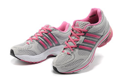 Ảnh số 88: Giày thể thao Adidas Astar Salvation 3m xám - hồng cho nữ G121 - khỏe khoắn - Giá: 1.572.000