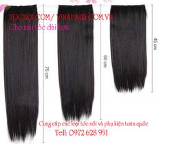 Ảnh số 6: tóc dệt kẹp - Giá: 699.000