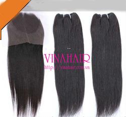 Ảnh số 8: tóc dệt kẹp - Giá: 699.000