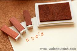 Ảnh số 24: Mực in dấu vân tay Craft Ink Pad Yoofun K0682 - Giá: 20.000