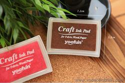 Ảnh số 34: Mực in dấu vân tay Craft Ink Pad Yoofun K0682 - Giá: 20.000