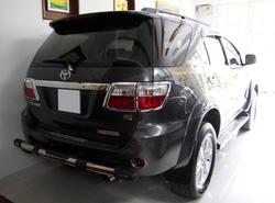 ?nh s? 3: Toyota Fortuner dầu 2010 - Giá: 760.000.000