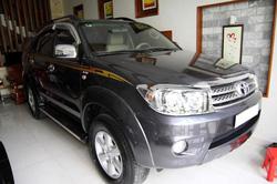?nh s? 4: Toyota Fortuner dầu 2010 - Giá: 760.000.000