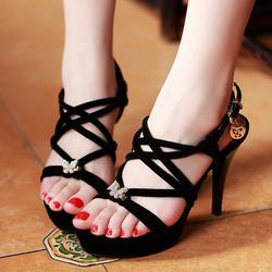 Ảnh số 49: Giày cao gót  model 2013 - GCG049 - Giá: 520.000