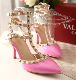 Ảnh số 48: Giày đính đá cá tính model 2013 - GCG048 - Giá: 550.000