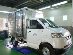 Ảnh số 11: xe tải Suzuki 750Kg - Giá: 245.000.000