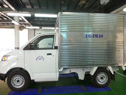 Ảnh số 12: xe tải Suzuki 750Kg - Giá: 245.000.000
