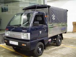 Ảnh số 24: xe tải Suzuki 650Kg 600Kg 550Kg 500Kg - Giá: 205.000.000