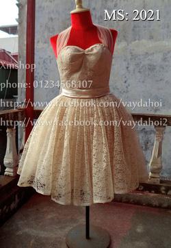 Ảnh số 80: váy prom - Giá: 500.550.000