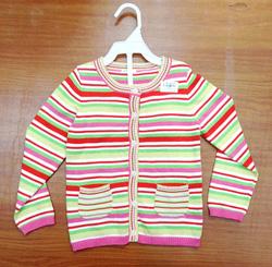 Ảnh số 36: áo len kẻ ngang 3 màu Beneton - Giá: 25.000